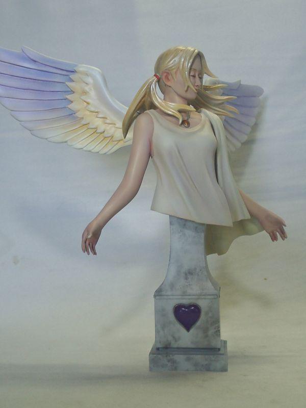 大天使チャミュエル(胸像)